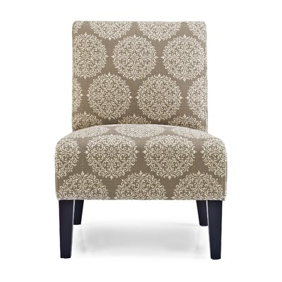 Gerace Slipper Chair Upholstery: Stone