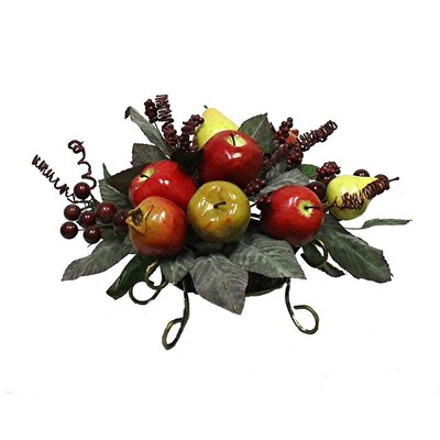 Harvest Fruit Centerpiece