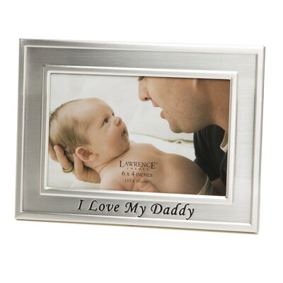 Crossway I Love My Daddy Picture Frame