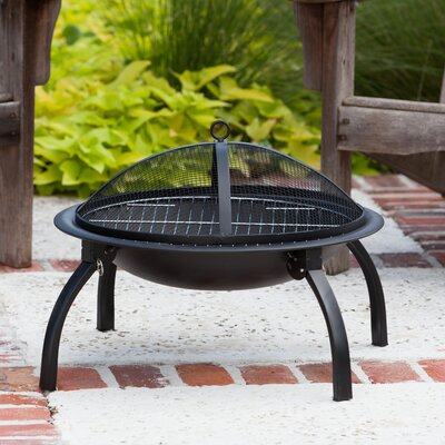 Brookdale Folding Fire Pit