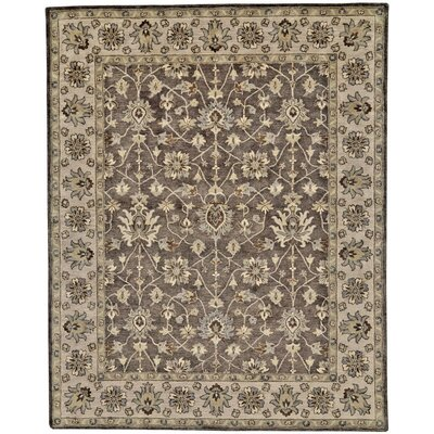 Corsham Hand Tufted Beige Area Rug Rug Size: Rectangle 96 x 136