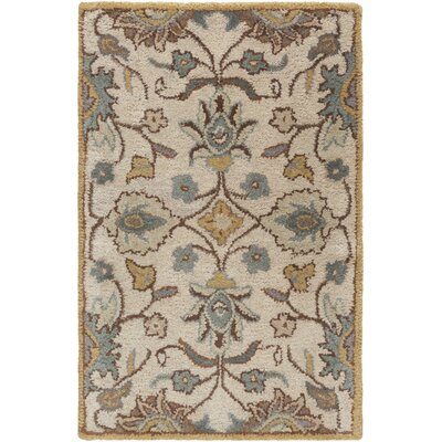 Harrold Hand-Tufted Multi Area Rug Size: Rectangle 57 x 76