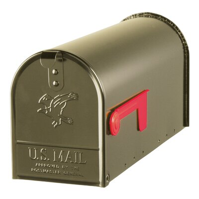 York Place Post Mounted Mailbox CHLH2946 27217187