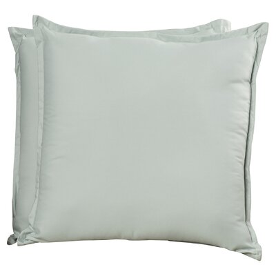 Blairview Water and Stain Resistant Throw Pillow Color: Sage