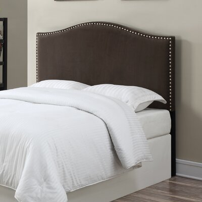 LaCrosse Upholstered Headboard Size: King/California King, Upholstery: Brown