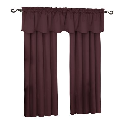 Lanesville Blackout Thermal Single Curtain Panel