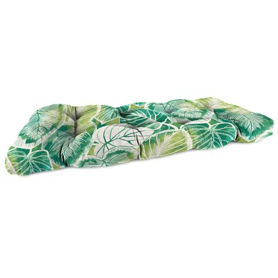 Outdoor Lounge Chair Cushion Fabric: Keycove Lagoon