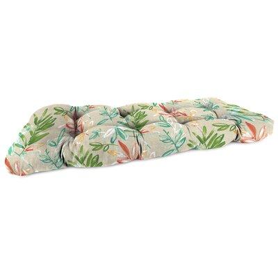 Outdoor Dining Chair Cushion Fabric: Menillo Opal