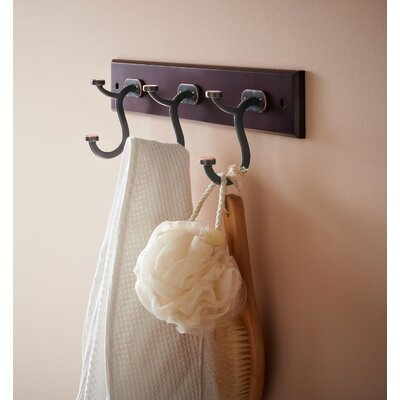 Frasier Wall Mounted Coat Rack