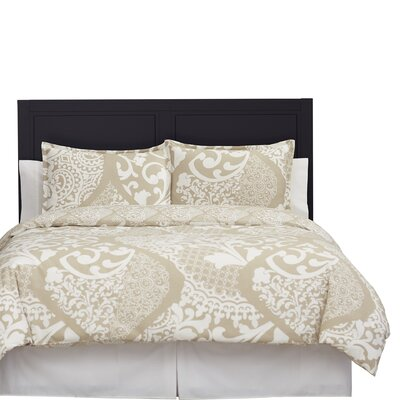 Colby 3 Piece Duvet Cover Set