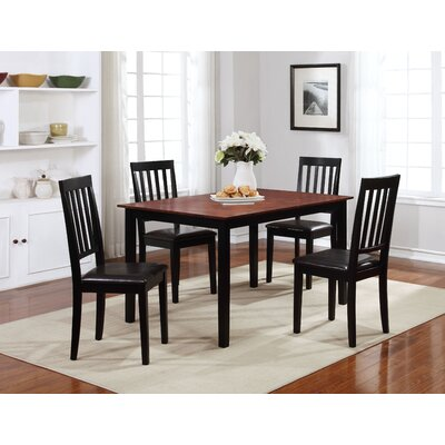Andtree 5 Piece Dining Set