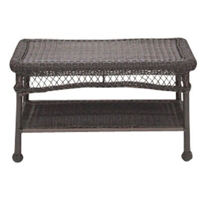 Forthill Wicker Patio Furniture Coffee Table