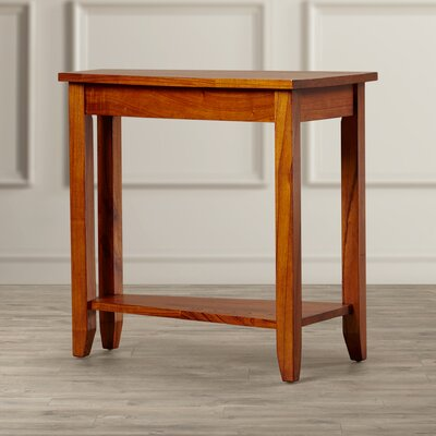 Hansa End Table Color: Chestnut