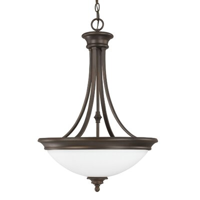 Lindenwood 3-Light Inverted Pendant