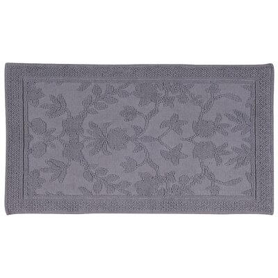 Bloomfield Hills Bath Mat Color: Gray