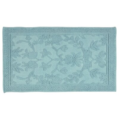 Bloomfield Hills Bath Mat Color: Turquoise
