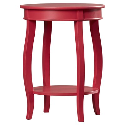 Axtell End Table Color: Bubblegum