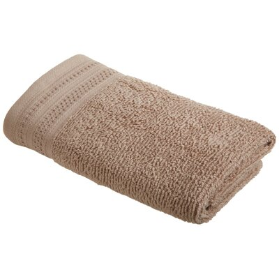Dunlap Hand Towel Color: Linen
