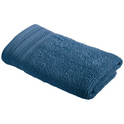 Dunlap Hand Towel Color: Denim