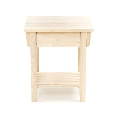 Swayzee End Table