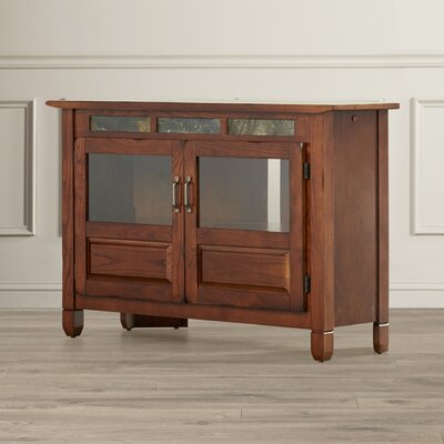 Sandy Granite Range 46 TV Stand
