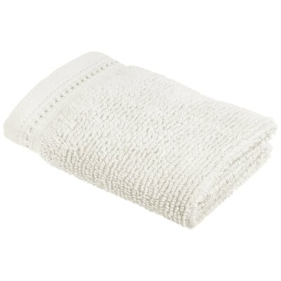 Dunlap Wash Towel Color: White