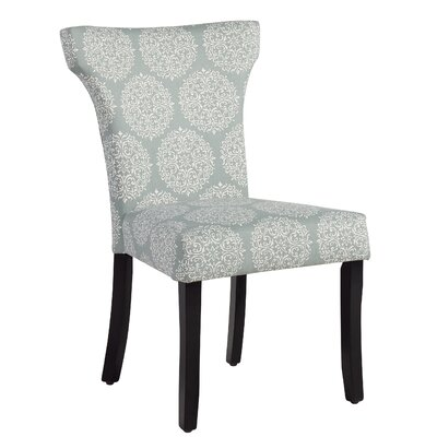 Glennville Side Chair Upholstery: Sky Medallion