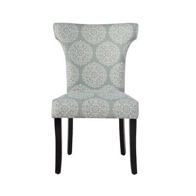 Glennville Side Chair Upholstery: Sky Medallion