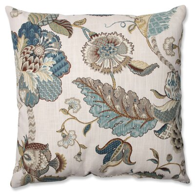 Erie 100% Cotton Throw Pillow Size: 18 H x 18 W x 5 D