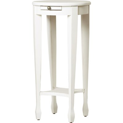 Wentworth Side Table Color: Distressed Cottage White