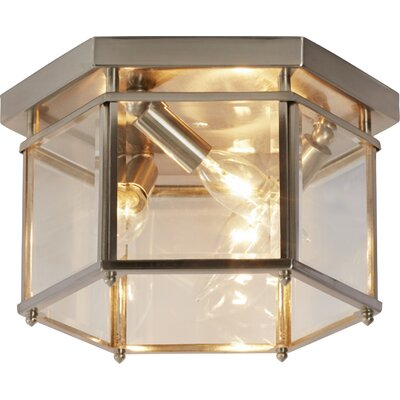Pinecrest 3-Light Flush Mount
