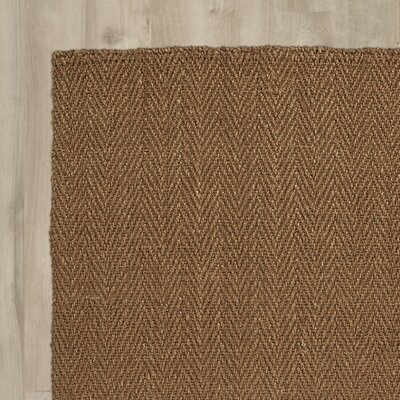 Otto Hand-Loomed Copper Area Rug