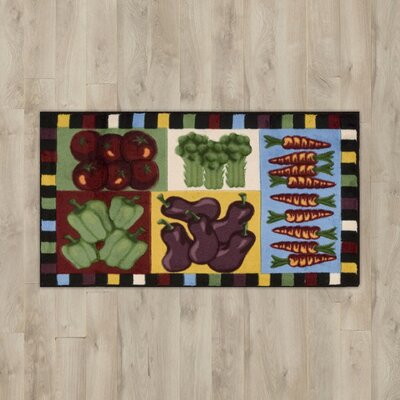 Poquonock Vegetables Area Rug