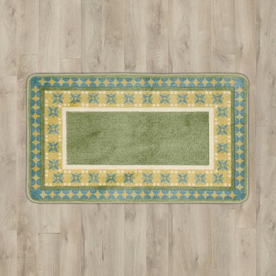 Bowhill Green Area Rug