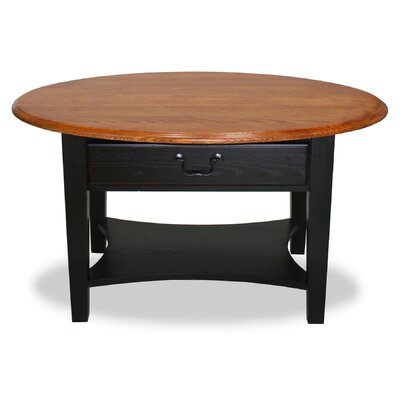 Apple Valley Oval Coffee Table Finish: Slate