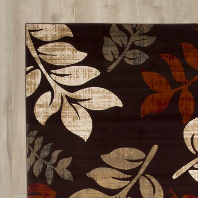 Sharon Lane Burgundy Area Rug