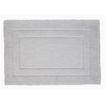 Orson Bath Rug Size: 21 x 34, Color: Silver