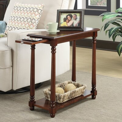 Carlisle End Table Finish: Mahogany