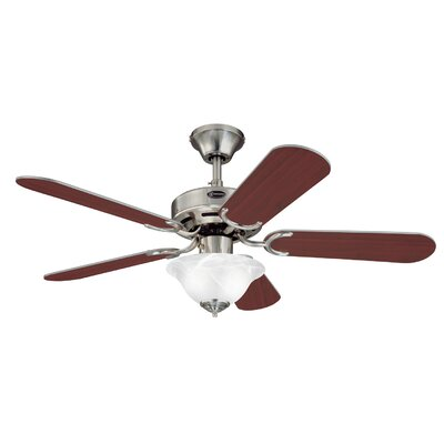 42 Belsay 5-Blade Ceiling Fan