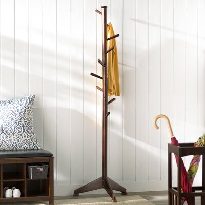 Lily Tree 9 Pegs Coat Rack