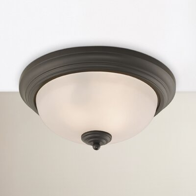 Waconia 3-Light Flush Mount