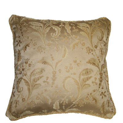 Rockport Design Decorative Pillow Cover Color: Gold