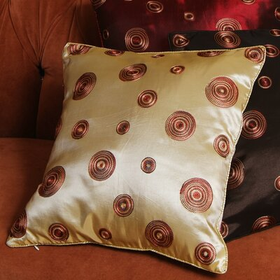 Schneider Pillow Cover Color: Beige