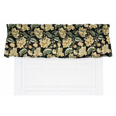 Fulton Floral Print Tailored 70 Curtain Valance