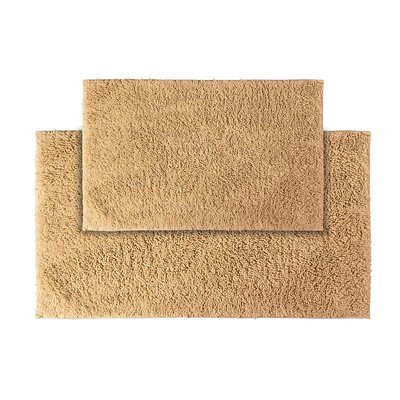 Roanoke Bath Rug Color: Natural