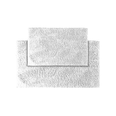 Roanoke Bath Rug Color: Whites
