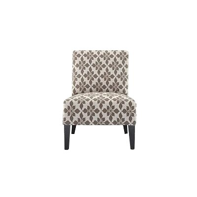 Portland Slipper Chair Color: Taupe