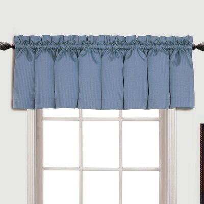 Suzanne Rod Pocket Tailored 54 Curtain Valance