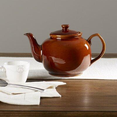 Charlton Home Forest River 1.7-qt. Peter Sadler Teapot
