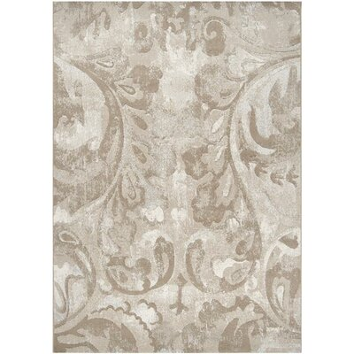 Crawford Beige Rug Rug Size: Rectangle 710 x 10